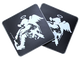 Thirty Seconds Out Heavy Days Weather Tough Vinyl Sticker, , hi-res