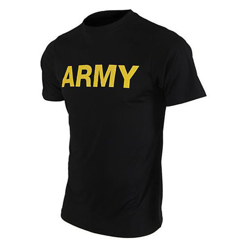 Army Physical Fitness Uniform Short Sleeve T-Shirt (APFU), , hi-res