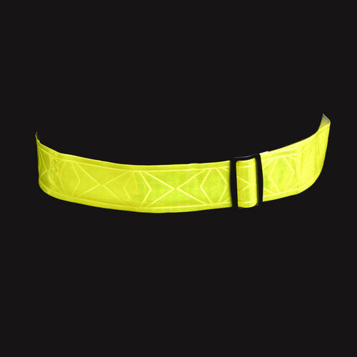 Jogalite Vinyl Reflective Belt with Hook, , hi-res