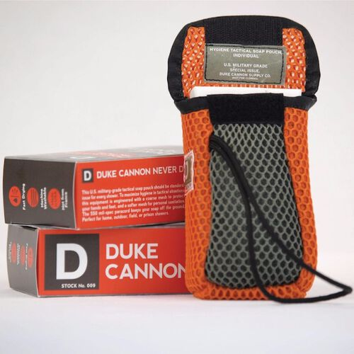 Duke Cannon Tactical Soap On A Rope Pouch, , hi-res