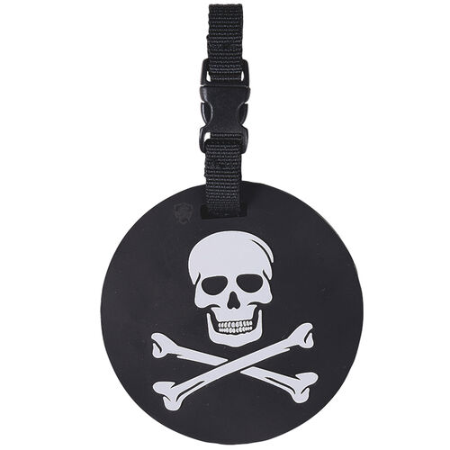 5ive Star Gear Jolly Roger Luggage Tag, , hi-res