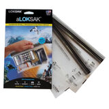 "LOKSAK aLOKSAK 9"" x 6"" Element-Proof Storage Bag, , hi-res"