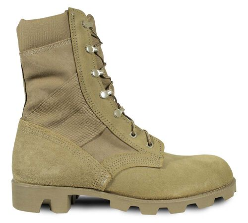 McRae Hot Weather Jungle Boot with Panama Outsole, , hi-res