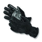 Worldwide Protective Products Omaha Suede Leather Back Grain Leather Palm Gloves, , hi-res