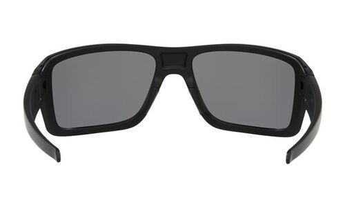 Oakley Si Double Edge Uniform Matte Black Sunglasses With Grey Polarized Lenses, , hi-res