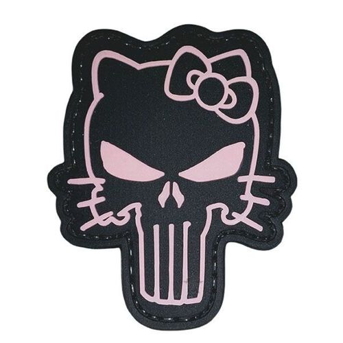 Tactical Kitty PVC Morale Patch, , hi-res
