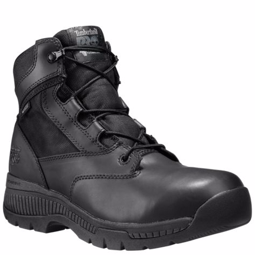 Timberland PRO Valor Tactical 6 Inch Waterproof Boots, , hi-res