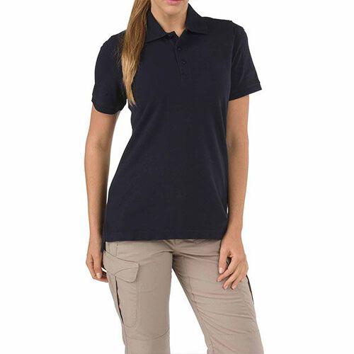 5.11 Tactical Women's Short Sleeve Professional Polo New Fit Pique, , hi-res