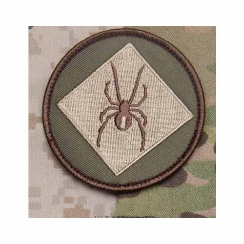 Red Back One Logo Patch - Mil-Spec Monkey, , hi-res