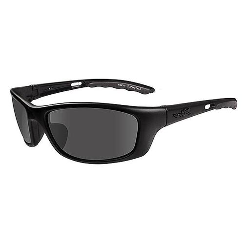 Wiley X P-17M Sunglasses - Black Ops Collection Smoke Grey, , hi-res