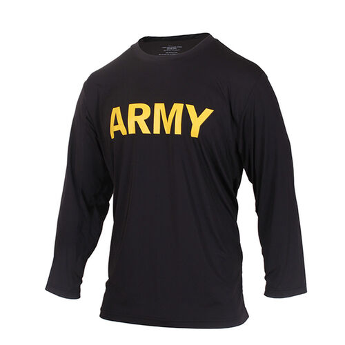 Army Physical Fitness Uniform Long Sleeve T-Shirt (APFU), , hi-res