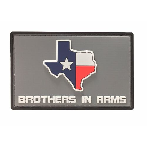 Nine Line Texas Brother In Arms Pvc Patch, , hi-res