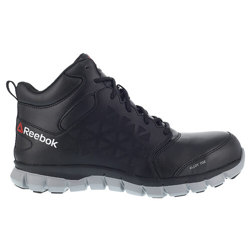 Reebok Sublite Cushion Waterproof Mid Work Shoe, , hi-res