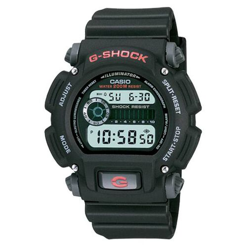 Casio G-Shock Water and Shock Resistant Watch, , hi-res
