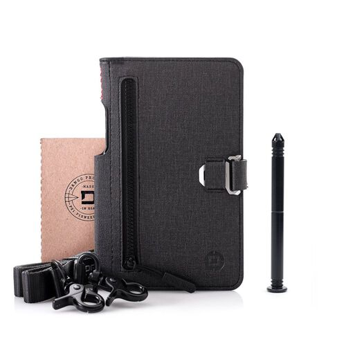 Dango P02 Pioneer Travel Wallet With Pen, , hi-res