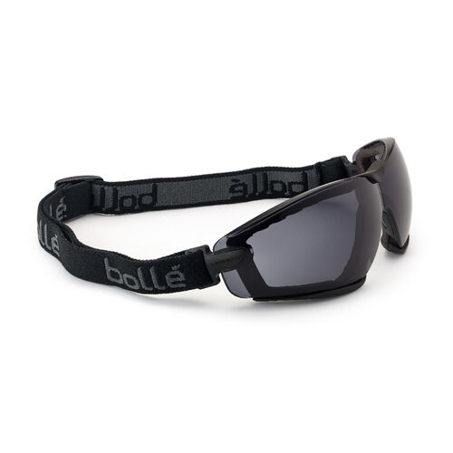 Bollé Safety COBRA Safety Goggles with Strap, , hi-res