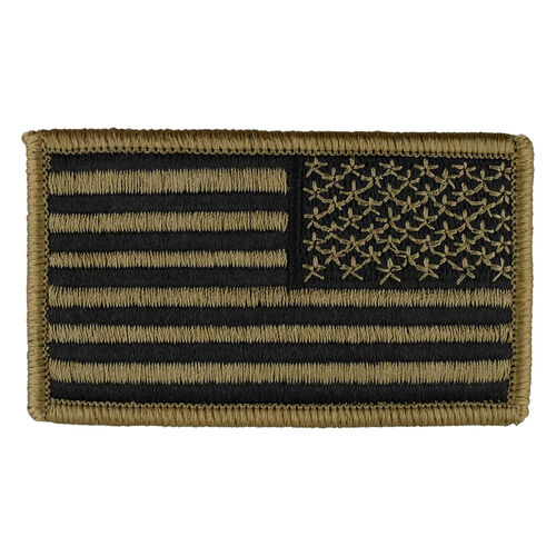 Reverse Flag Patch with Hook Back for OCP Uniform, , hi-res