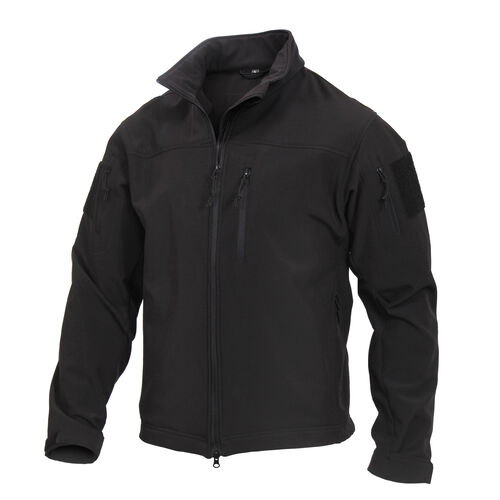Rothco Stealth Ops Soft Shell Tactical Jacket, , hi-res