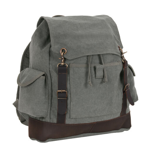 Rothco Vintage Expedition Rucksack, , hi-res