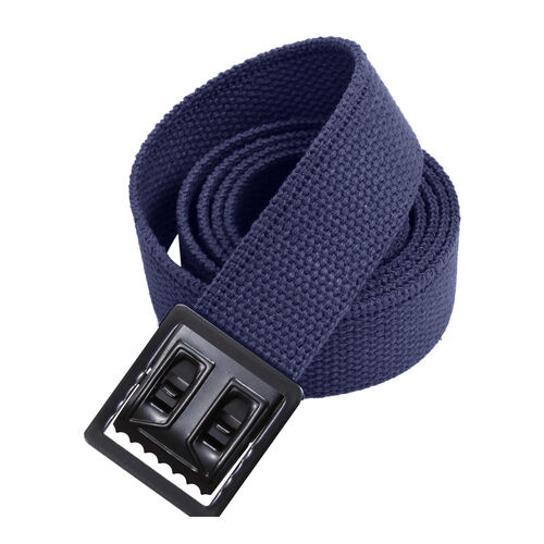 """Rothco Military Web Belt with Open Face Buckle, 54"""", , hi-res"""
