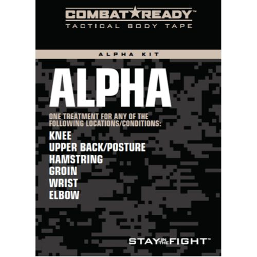 Combat Ready Alpha Kit, , hi-res