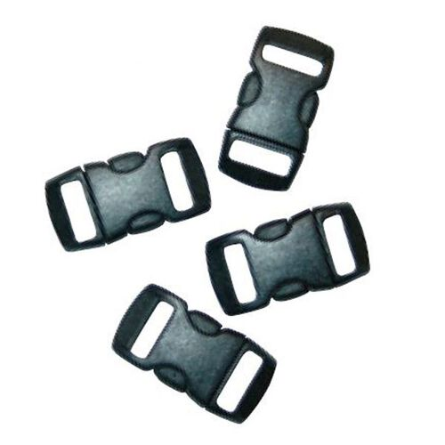 5ive Star Gear Quick Release 3/8 Inch Buckle, , hi-res