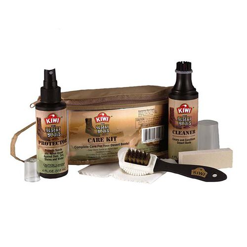 Kiwi Suede and Nylon Footwear Care Kit, , hi-res