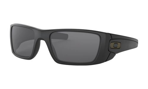 Oakley Si Fuel Cell Matte Black With Grey Polarized Lens Glasses, , hi-res