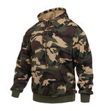 Rothco Performance Polyester Pullover Hoodie, , hi-res