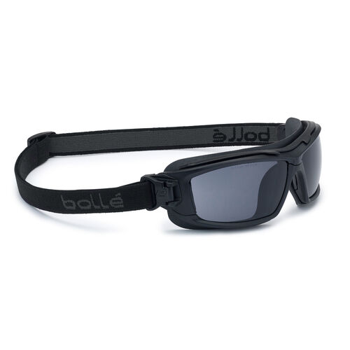 Bollé Safety ULTIM8 Safety Goggles with Strap, , hi-res