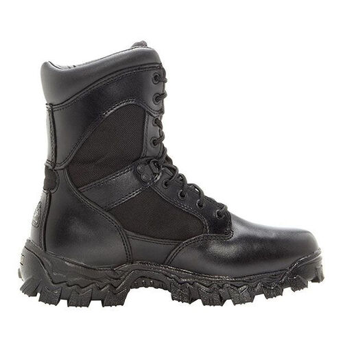 Rocky AlphaForce Waterproof Duty Boots 8in 2165, , hi-res