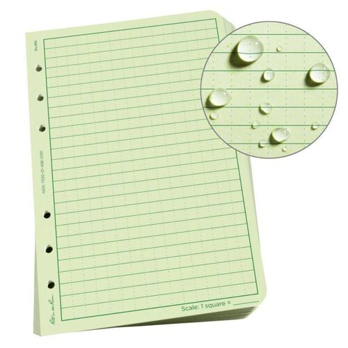 Rite In The Rain All-Weather Loose Leaf Notebook Paper, , hi-res
