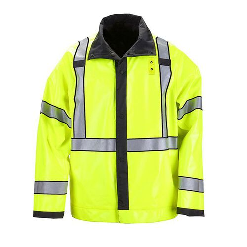5.11 Tactical Reversible High-Visibility Rain Coat, , hi-res