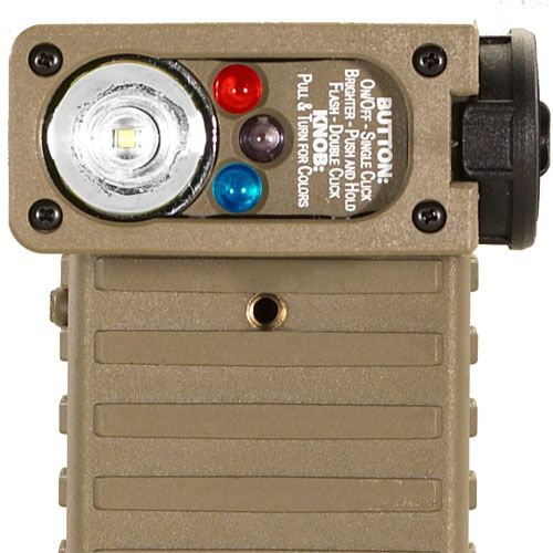 Streamlight Sidewinder Military Model Flashlight NSN: 6230-01-571-1331, , hi-res