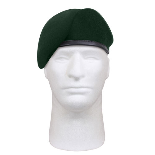 Rothco Inspection Ready Beret - No Flash, , hi-res