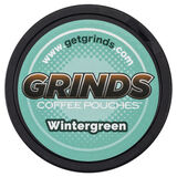 Grinds Wintergreen Coffee Pouches, , hi-res
