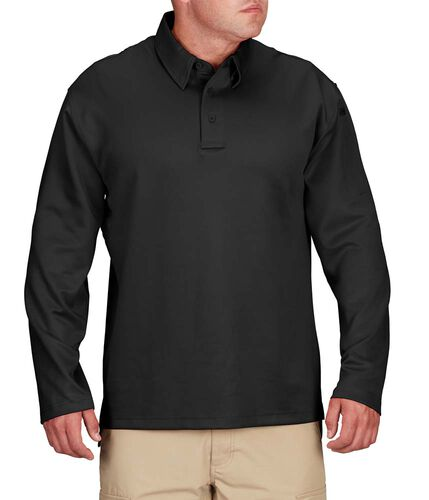 Propper Men's ICE® Performance Long Sleeve Polo, , hi-res