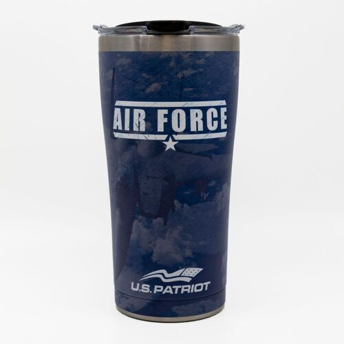 """Tervis """"Air Force"""" 20 oz Stainless-Steel Tumbler, , hi-res"""