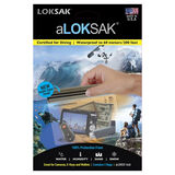 "LOKSAK aLOKSAK 6"" x 6"" Element-Proof Storage Bag, , hi-res"