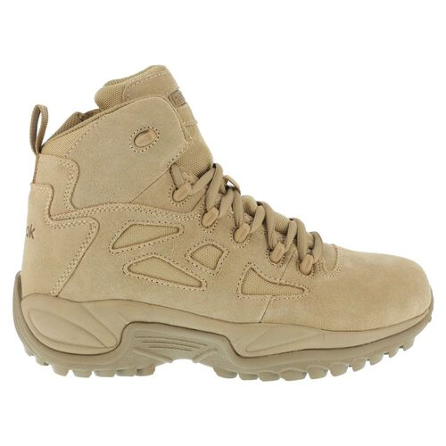 "Reebok Rapid Response Side Zip 6"" Boots, , hi-res"