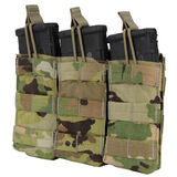 Condor Triple M4 / M16 Open-Top Mag Pouch, , hi-res
