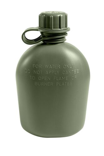Rothco Army Canteen - 1 Qt, , hi-res
