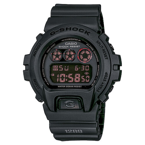 Casio Men's G-Shock Military Concept Black Digital Watch, , hi-res