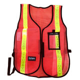 Jogalite Reflective Motorcycle Safety Vest, , hi-res