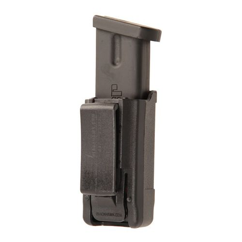 Blackhawk Single 9 MM or .40 cal. Mag Case Double Stack, , hi-res
