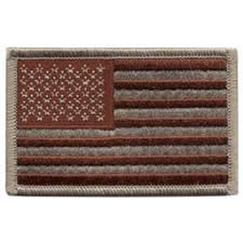US Flag - Desert - No Hook, , hi-res