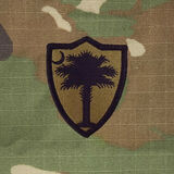 Army Uniform National Guard Patch, , hi-res