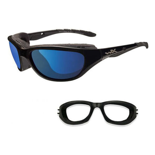 Wiley X AirRage Polarized Sunglasses 698, , hi-res
