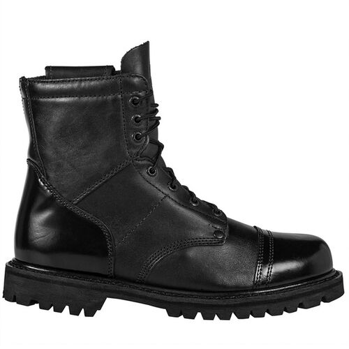 "Rocky 7"" Side Zip Leather Jump Boots, , hi-res"