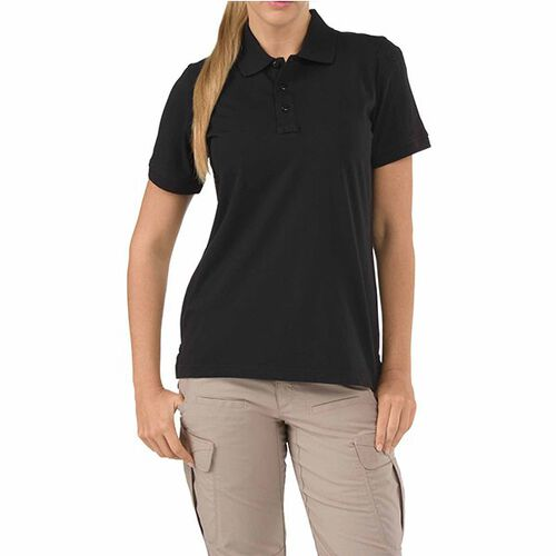 5.11 Tactical Women's Short Sleeve Jersey Tactical Polo, , hi-res